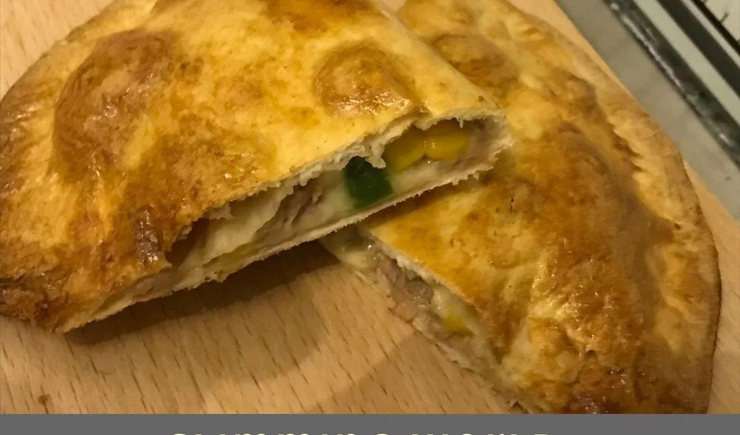 Slimming World Syn Free Tuna Melt Pasty-new