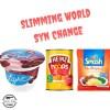 Slimming World - Syn Change