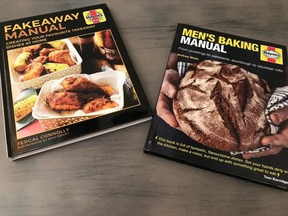 Haynes Manual - Men's Baking and Fakeaways
