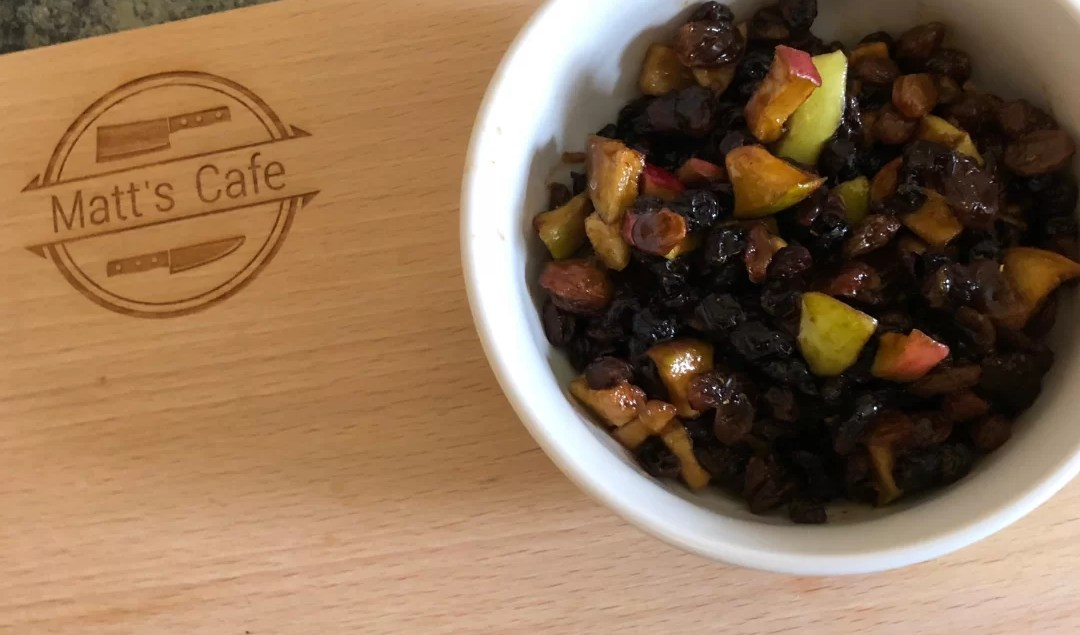 Slimming World - Christmas Mincemeat (2 syns)