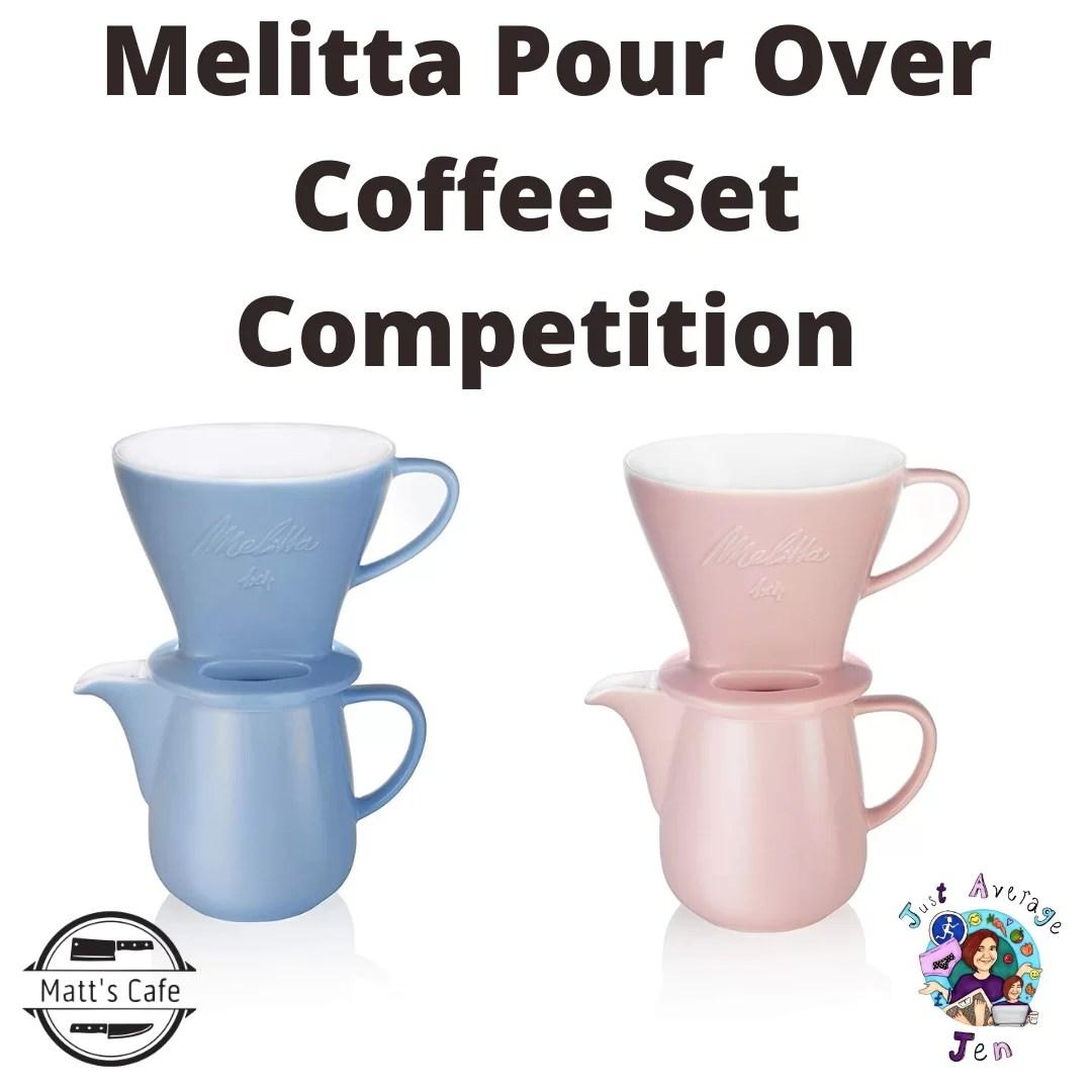Pour Over Coffee Set Comp Melitta