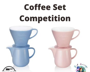 Pour Over Coffee Set Comp Melitta