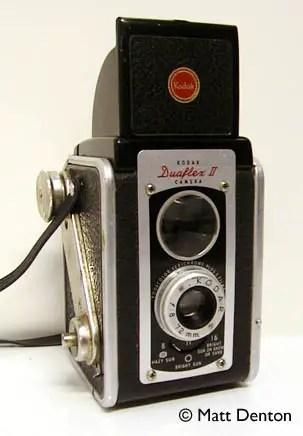 Image result for kodak duaflex camera