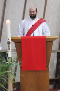 Preaching on Pentecost Sunday