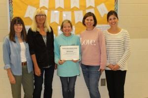 linda mcgean kindness award winner