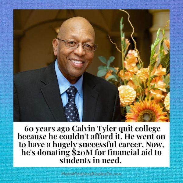 Calvin Tyler