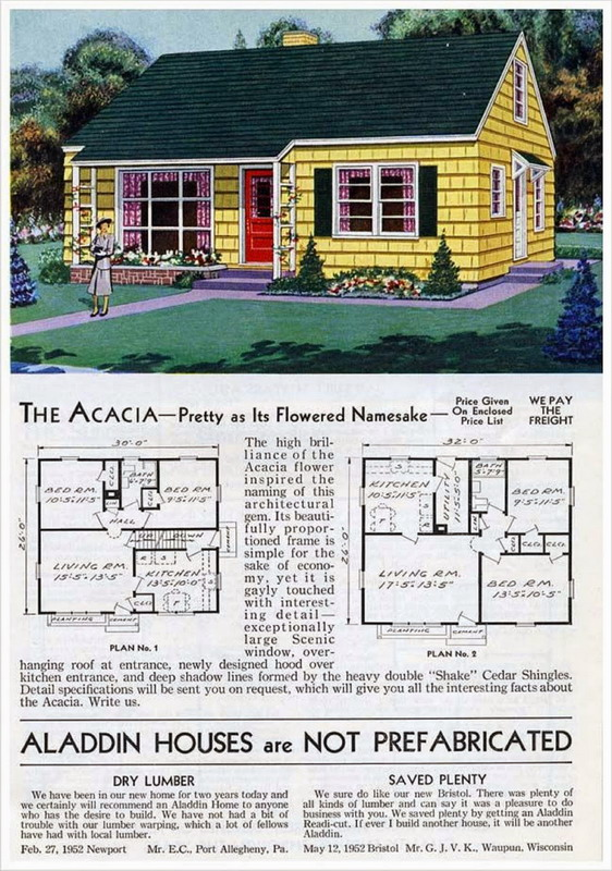 1930s House Designs Matthews Island Of Misfit Toys