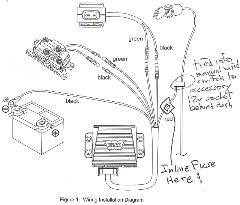 champion 3000 lb winch wiring diagram efcaviation com Champion Power Equipment C30145 at Champion 3000 Lb Winch Wiring Diagram