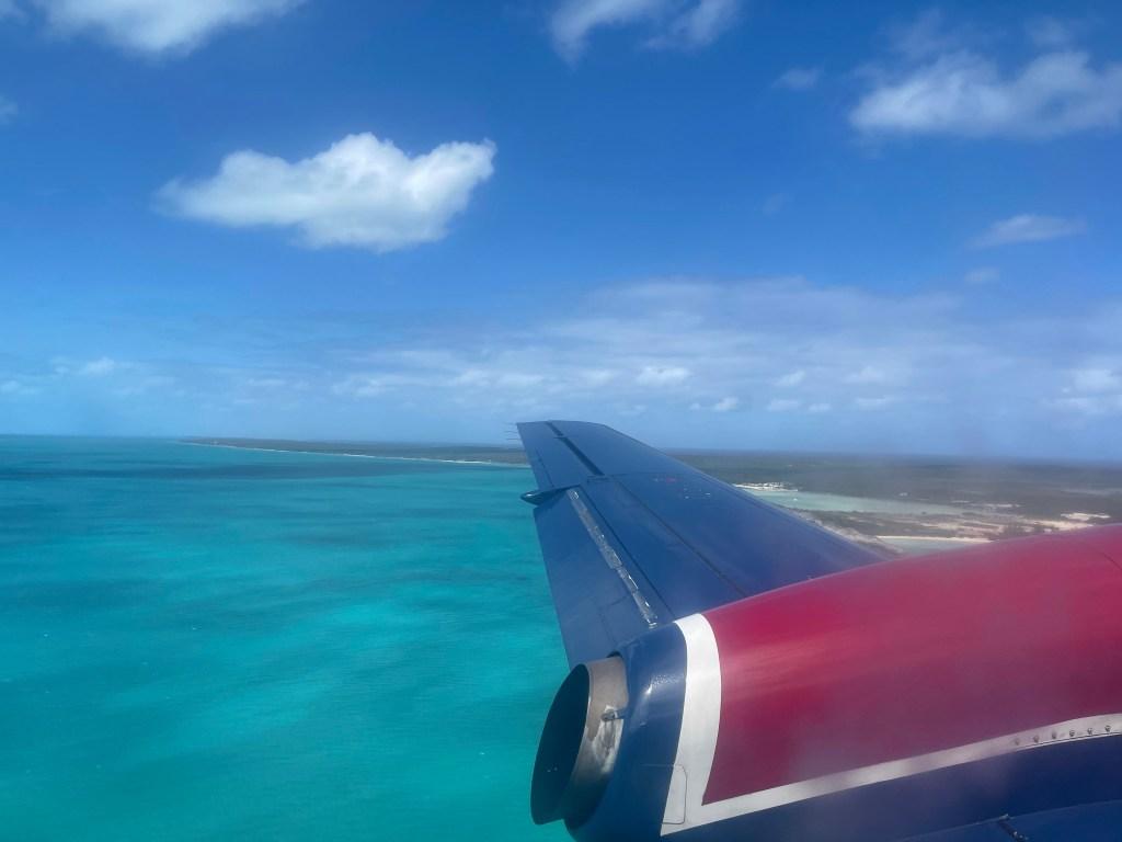 Flight to Cat Island