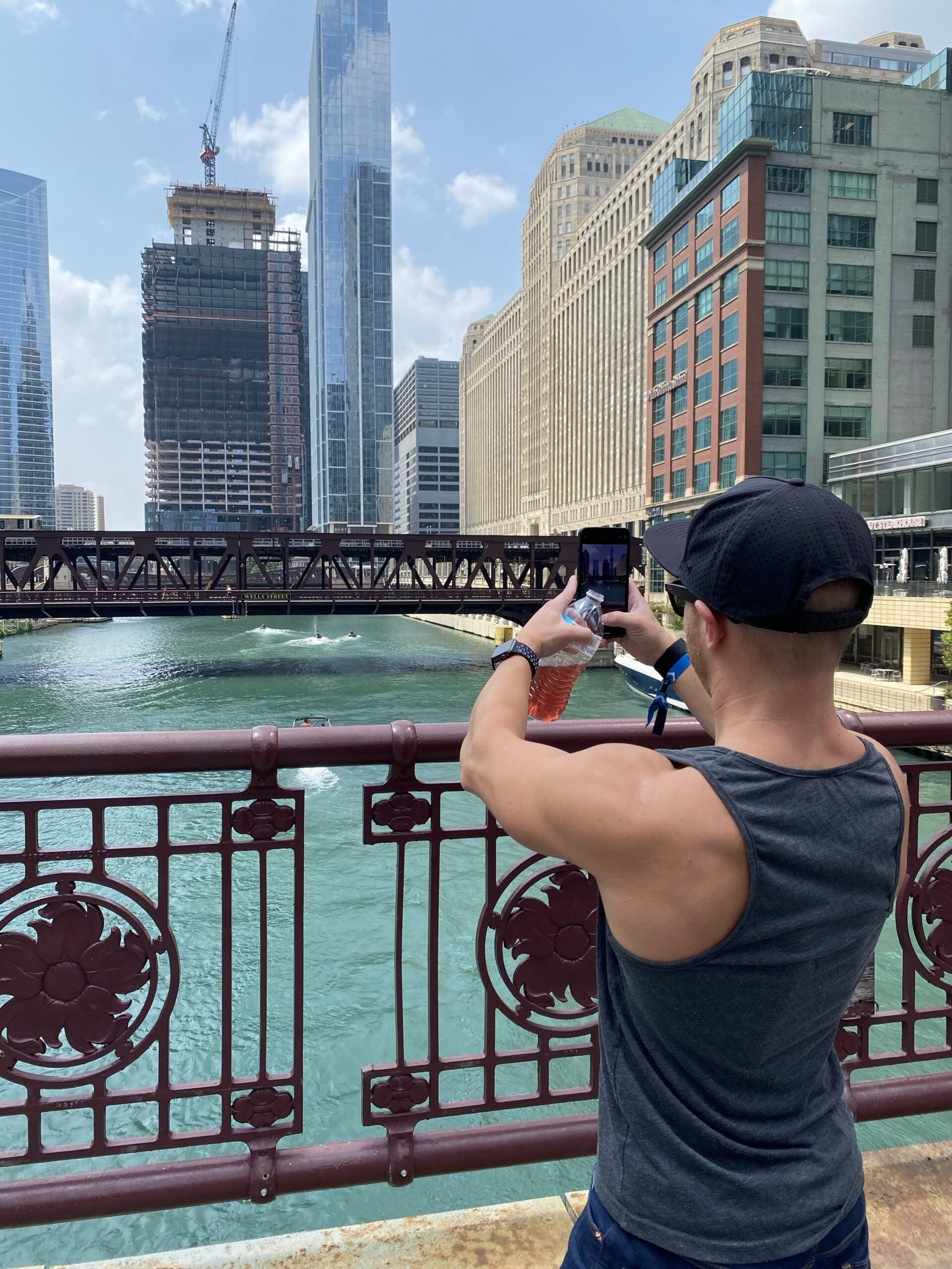 A (very) extended weekend in Chicago – August 2021