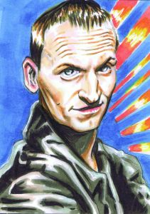 Christopher Eccleston Dr Who