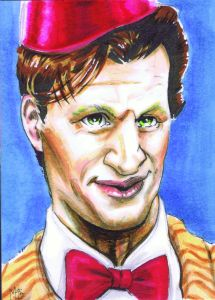 Matt Smith Dr Who