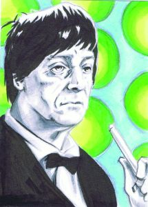Patrick Troughton Dr Who