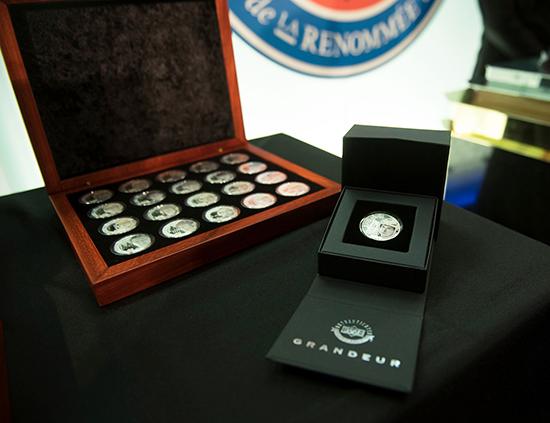 Upper Deck Grandeur Coins