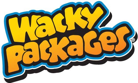 topps wacky packages logo