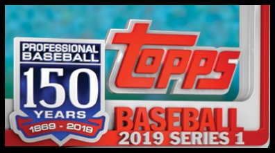 Topps 2019 Baseball Series 1 Sketch Cards