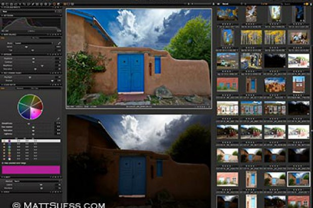 Private Online Photography Instruction via a Shared Screen