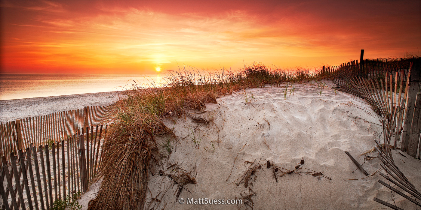 """Cape Cod Sunrise"""
