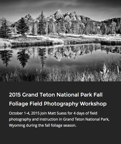 2015 Tetons Fall promo