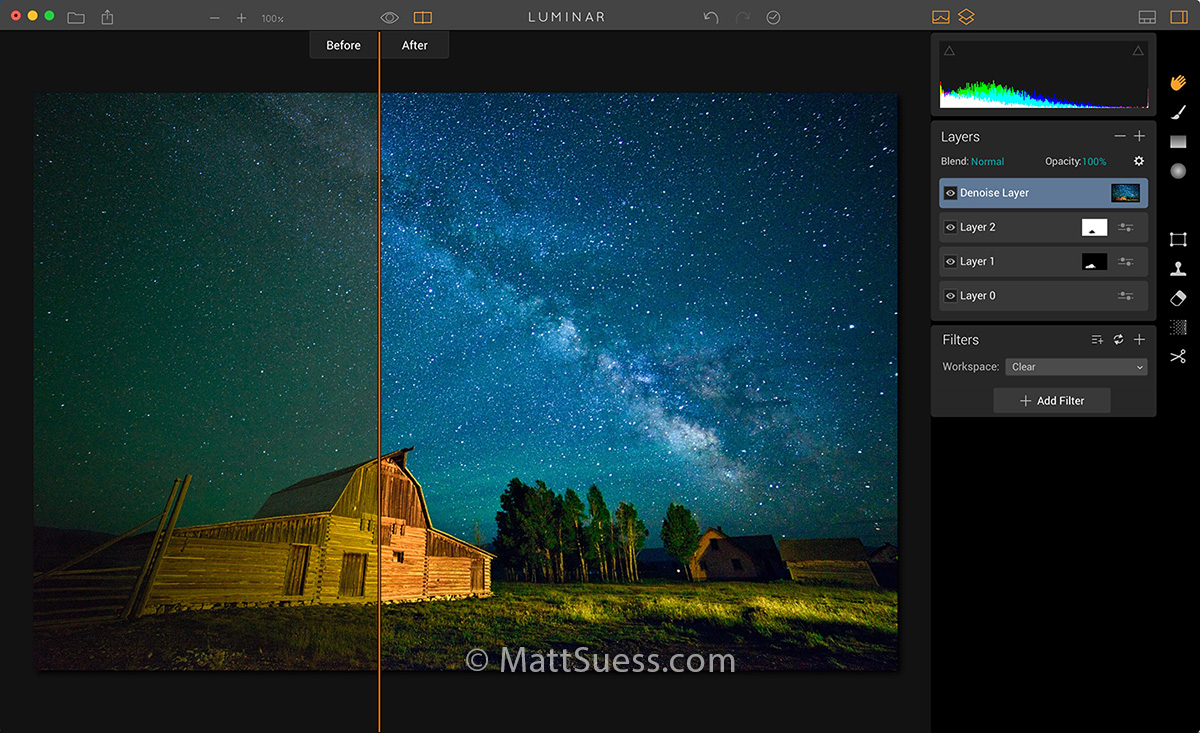 Macphun's Luminar Now Available - Try it For Free