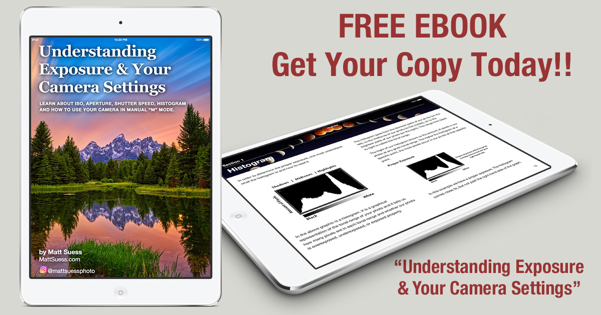 Understanding Exposure and Camera Settings FREE Ebook