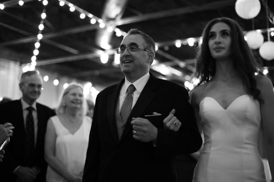 spirit pittsburgh pa wedding father and daughter photo