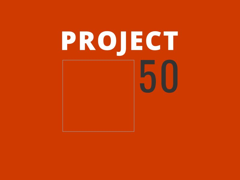 Project 50 - Square The end