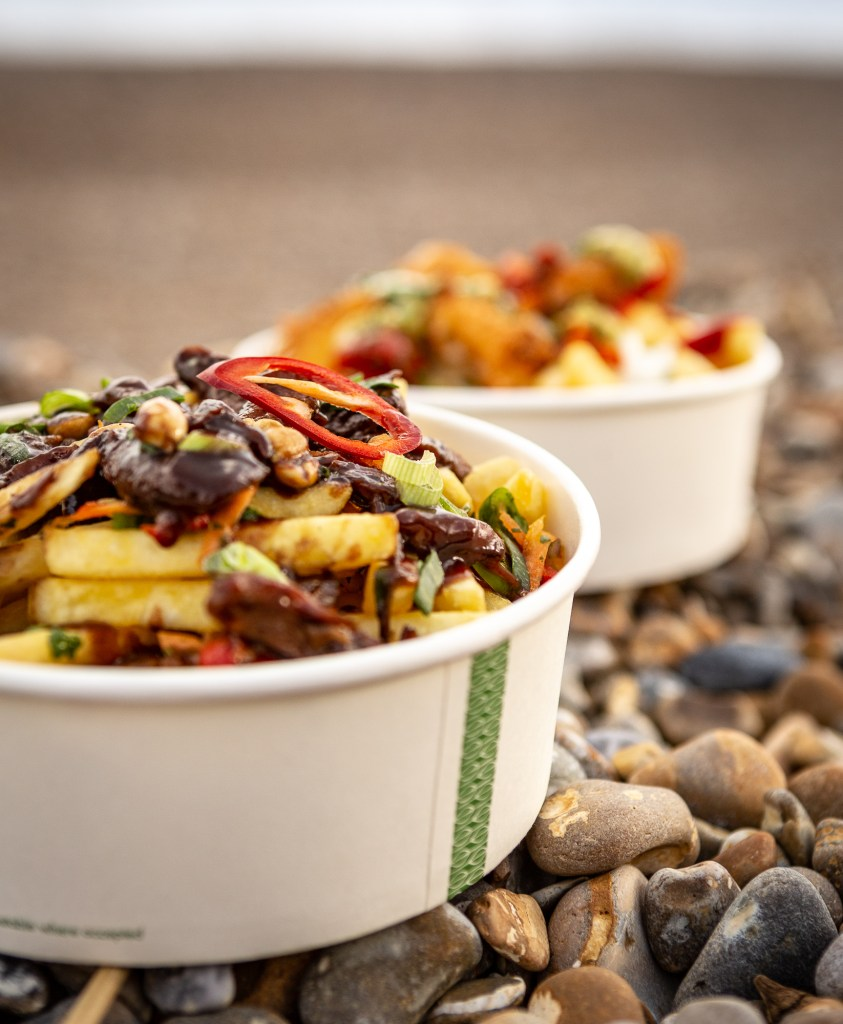 Chinese Loaded Fries