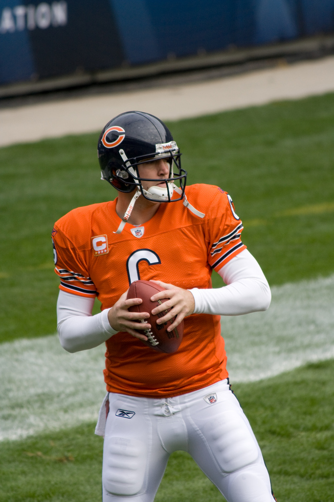 Will Bramel allow Cutler to light up on the field? Photo by Mike Shadle.