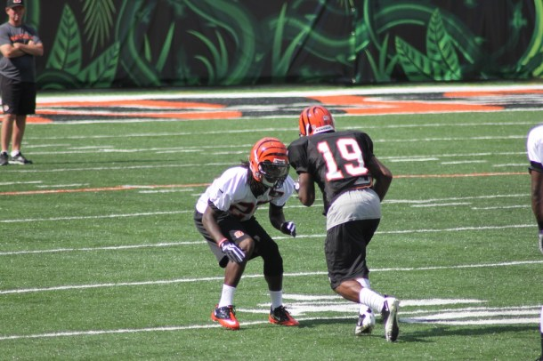 Richard is taking a chance on Kirkpatrick, who has the talent, but has run his mouth more than he has run with a starting lineup. Photo by Navin75.