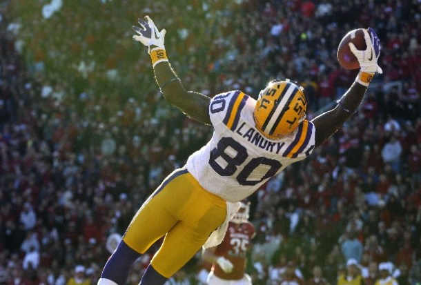 Landry makes some awe-inspiring plays, but it's the mundane that he must execute to become a consistent NFL player.