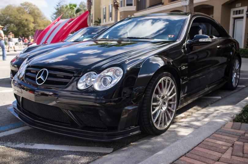 Mercedes by Ahmad Hashim.
