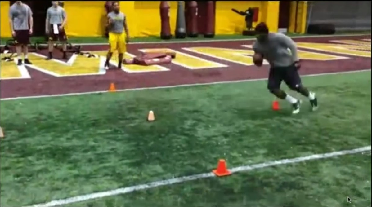 RSP Film Room No.45: RB Skills & Drills w/Chad Spann