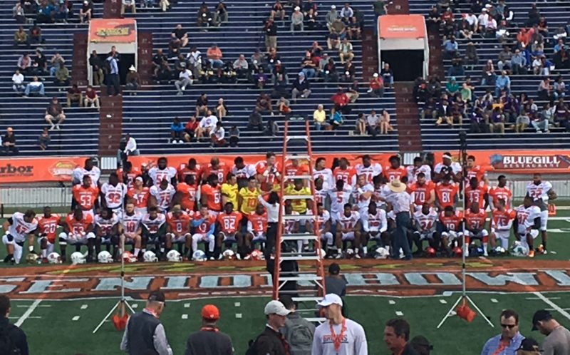 2017 Senior bowl - 2017 NFL Draft Prospects - Offense Wrap up