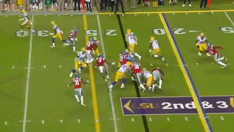 Matt Waldman of the Rookie Scouting Portfolio examines Leonard Fournette's Running Back skills for 2017 NFL Draft Status