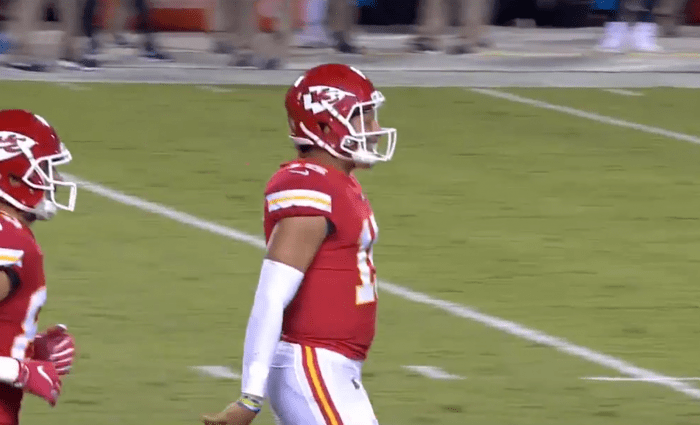 Dwain McFarland's RSP Film And Data:  MVP Favorite Patrick Mahomes And the Numbers Behind the Box Scores
