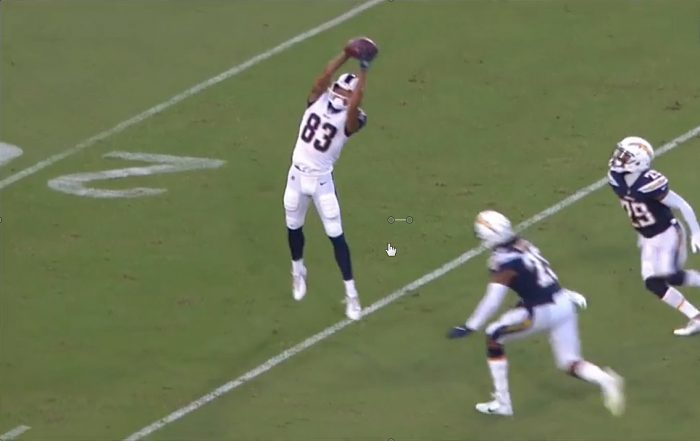 Matt Waldman's RSP NFL Lens: Rams WR Josh Reynolds is Still Worth Your Attention