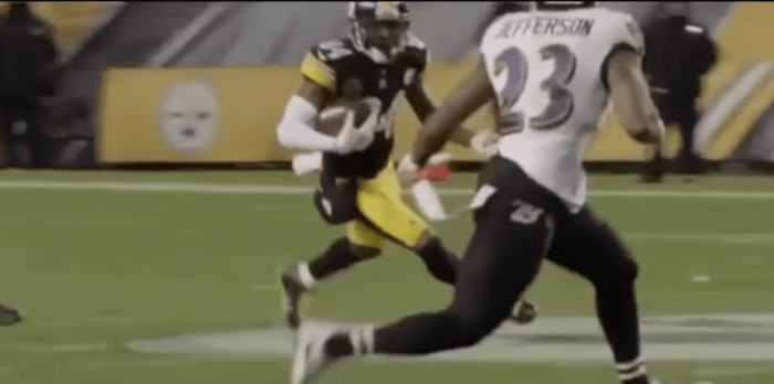 RSP NFL Lens WR Antonio Brown (Steelers): It's Only Cheating If You Get Caught