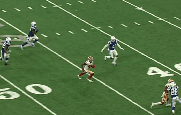 49ers WR Richie James: Matt Waldman's 2018 RSP Sample Scouting Report