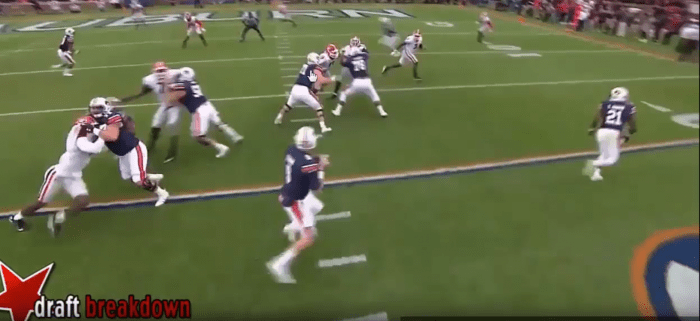 RSP Film Room No. 133: QB Jarrett Stidham (Auburn) With RSP Writer Mark Schofield