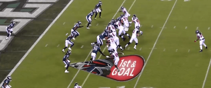 RSP NFL Lens Atlanta Falcons Offense: The Value of Bunch Looks
