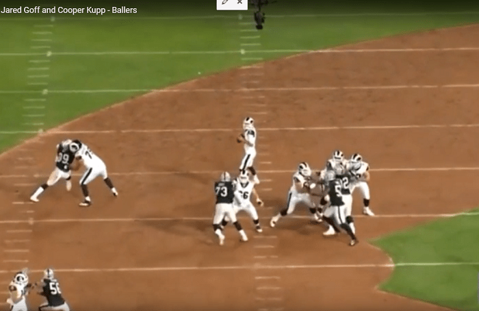 Mark Schofield's RSP NFL Lens: Jared Goff, Cooper Kupp and the Relationship