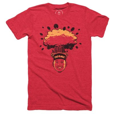 The Patomic Bomb-Patrick Mahomes T-Shirt - Available Now!