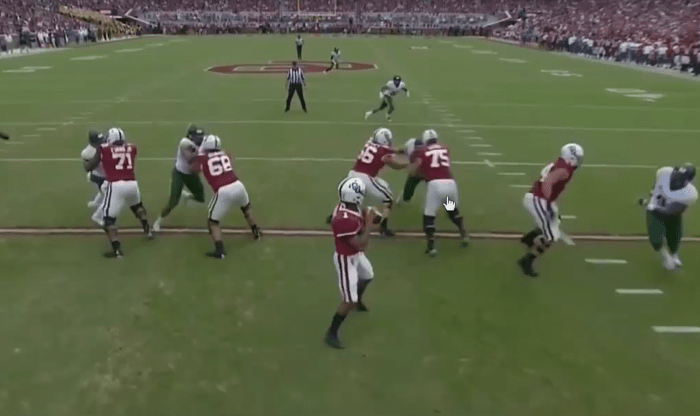 QB Kyler Murray's Short Fuse (Oklahoma): An RSP Film Room Preview