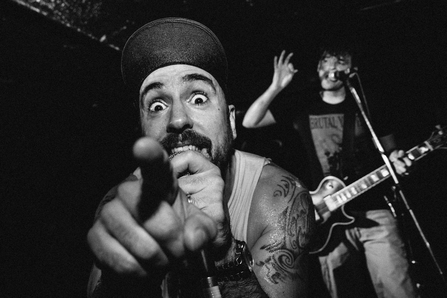 A Wilhelm Scream Australian tour at Crowbar