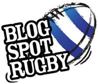BlogSpot Rugby Logo