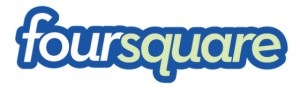 Popular geo-social website, Foursquare