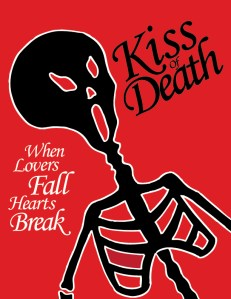 Kiss Of Death, Cliche Illustration