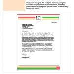 Application: Letter Head