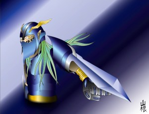 Elvish Warrior